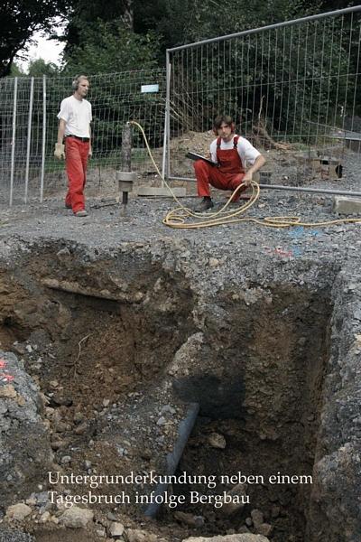 Baugrund baugrund ingenieurgesellschaft for Ingenieur bergbau